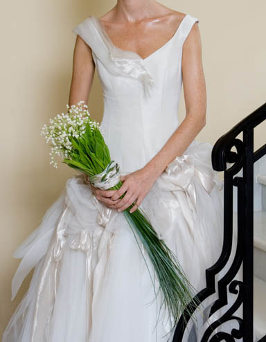 00009956 SS 15947953 Bride on stairs