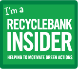 I&#8217;m a RecycleBank Insider!