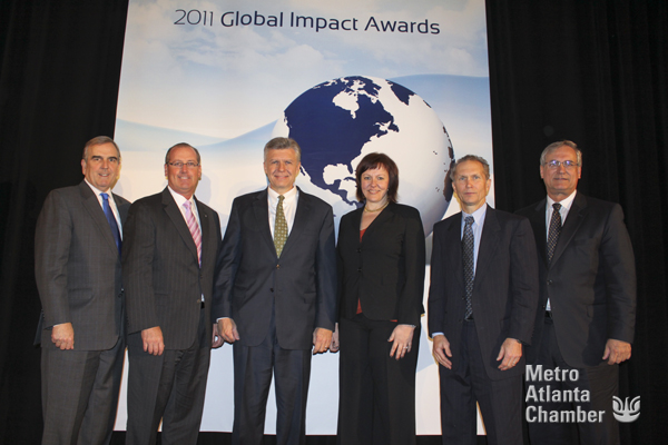 2011 Global Impact Awards