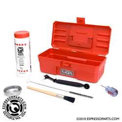 (EP_CLEANKIT_DLX) Espresso Parts' Espresso Machine Cleaning Kit Deluxe