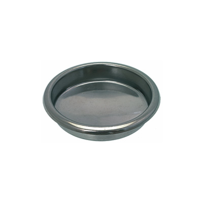 (F_156) Stainless Steel Backflush Disk (Blank or Blind Portafilter Disk) L115/C