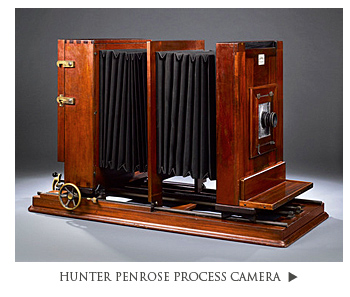 Hunter Penrose Process Camera