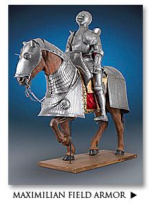 Maximilian Field Armor