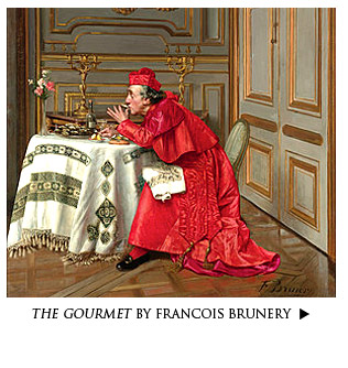 The Gourmet by Francois Brunery