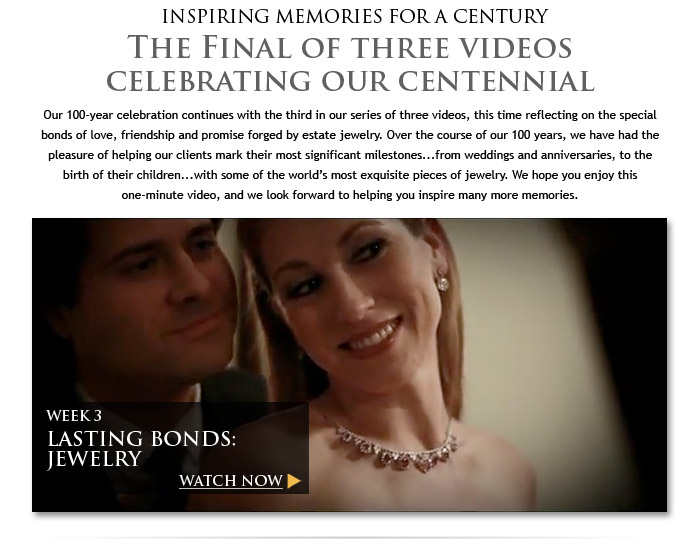 Lasting Bonds Video