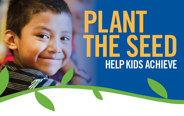 Plant The Seed - Help Kids Achieve