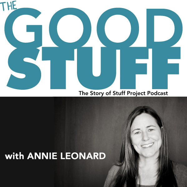 The Good Stuff podcast