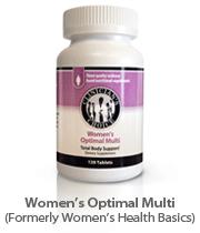 Women's Optimal Multi