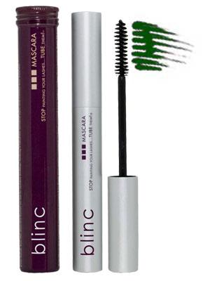 Blinc Mascara (Dark Green)