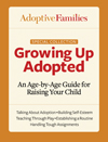 Get your copy of the Growing Up Adopted Guide by Adoptive Families