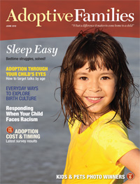 Subscribe to Adoptive Families - special offer