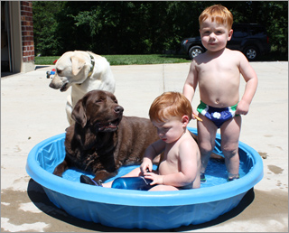 Kids and Pets Photo Contest
