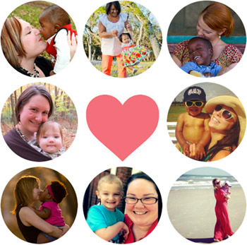 Enter the Mommy and Me Photo Contest