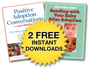 Get two free special collections with your subscription to Adoptive Families