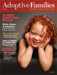 Get the new issue of Adoptive Families now