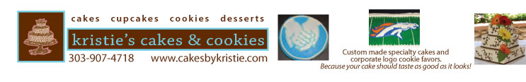 kristies Cakes &amp; Cookies