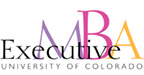 CU Executive MBA logo