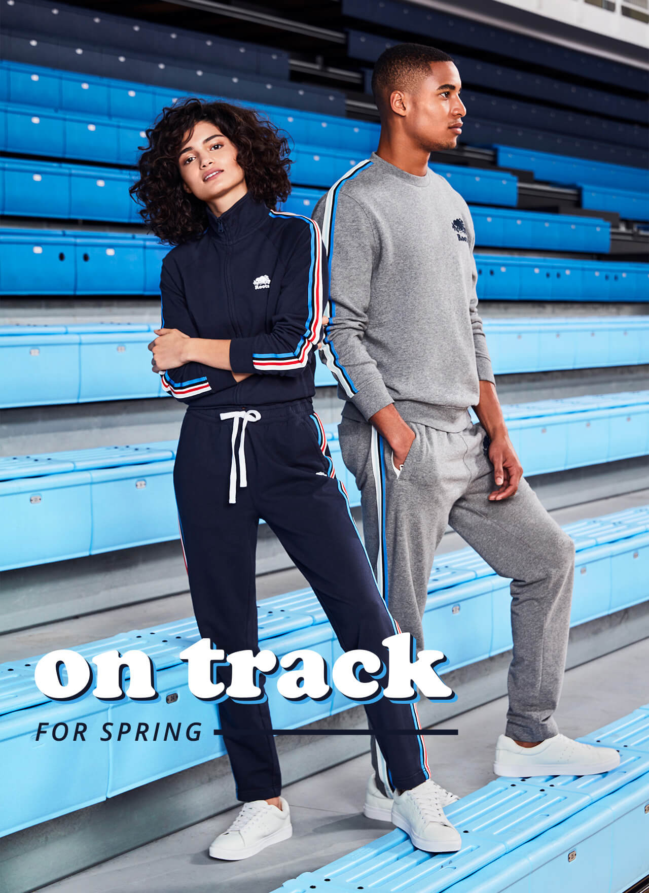 On Track for Spring