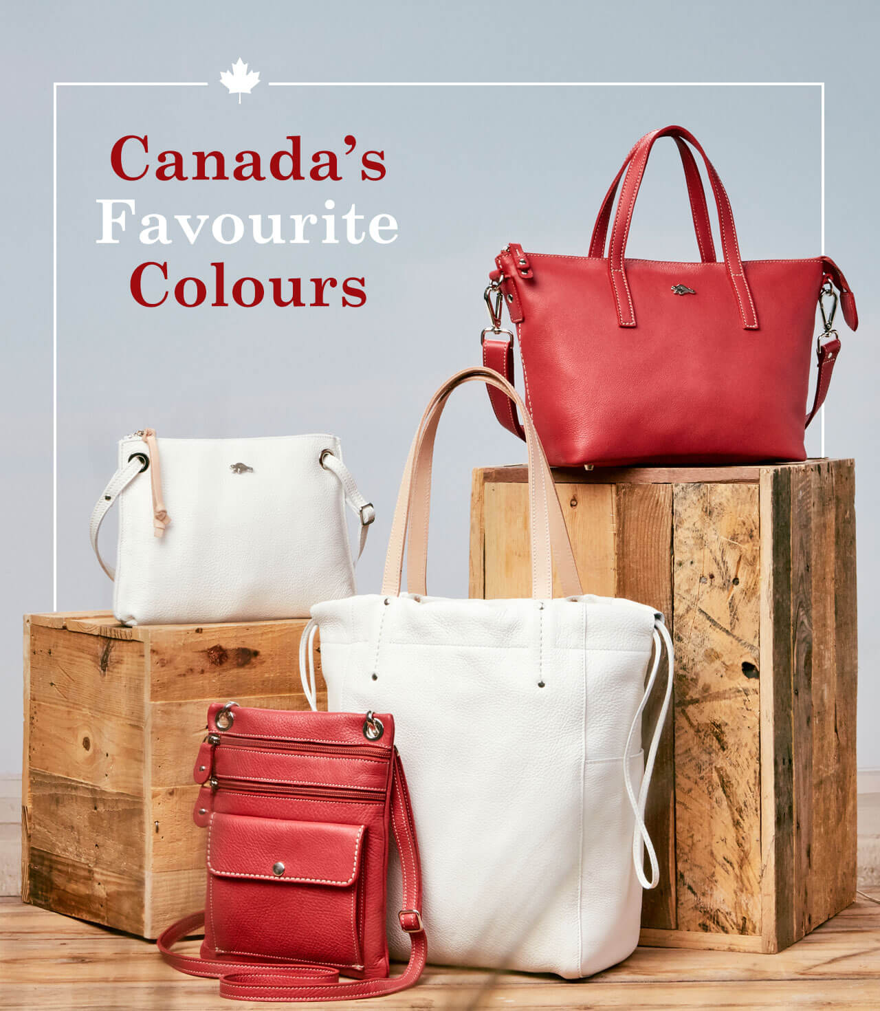 Canada's Favourite Colours