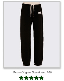 Roots Original Sweatpant, $60