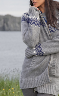 Beaconsfield Sweater Coat, $148