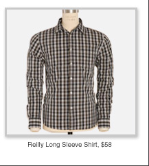 Reilly Long Sleeve Shirt, $58