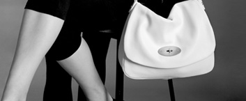The Kate Bag in White Linen, $288