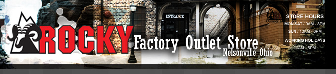 Rocky Factory Outlet Store