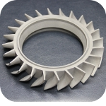 turbine metal part
