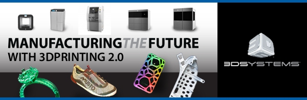 Manufacturing the Future with 3DPRINTING 2.0 Seminars
