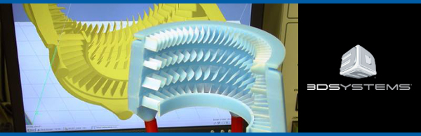 Live Webcast: Turbine Technologies Cuts R&D Time and Production Costs with MultiJet 3D Printing
