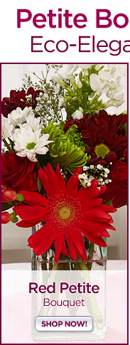 Red Petite Bouquet