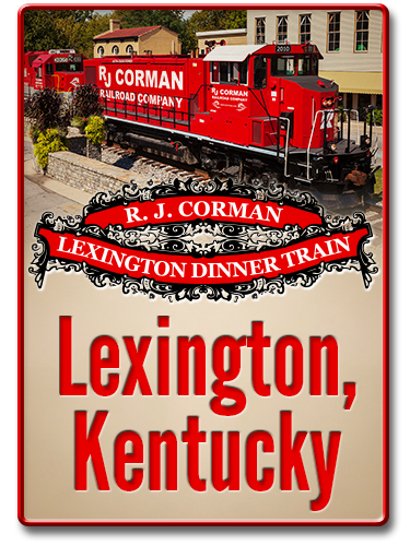 lexingtonDinner Train