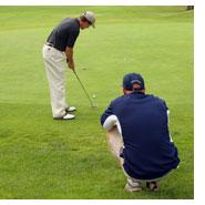 Golf-align-left
