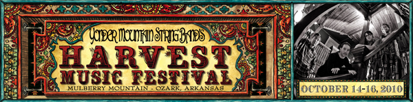 Harvest Festival 2010 Lineup