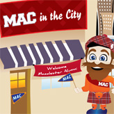 Ad: Mac in the City - October 11, 2012