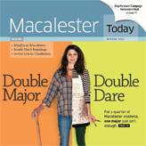 Macalester Today - Winter 2012