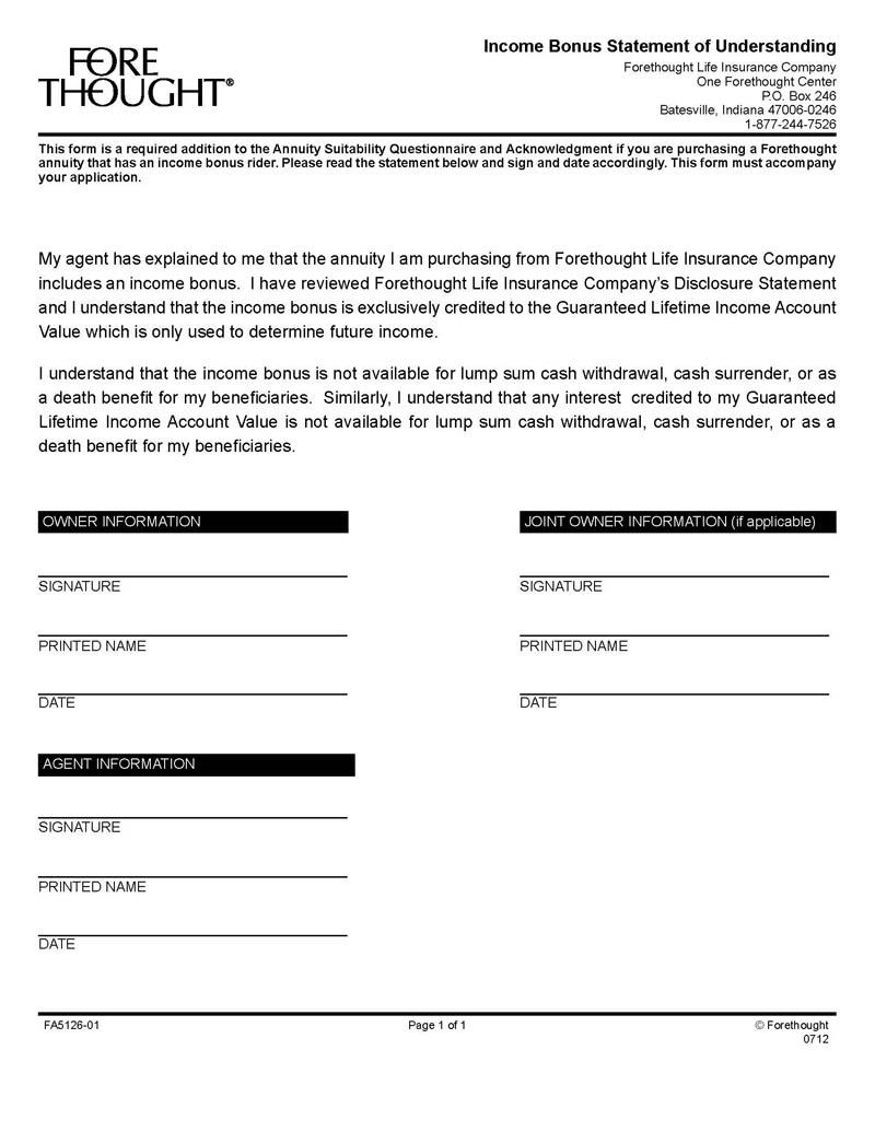 statement of understanding_income bonus