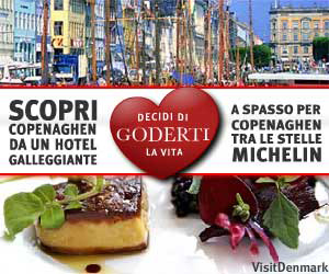 Go visitdenmark per vincere Copenaghen