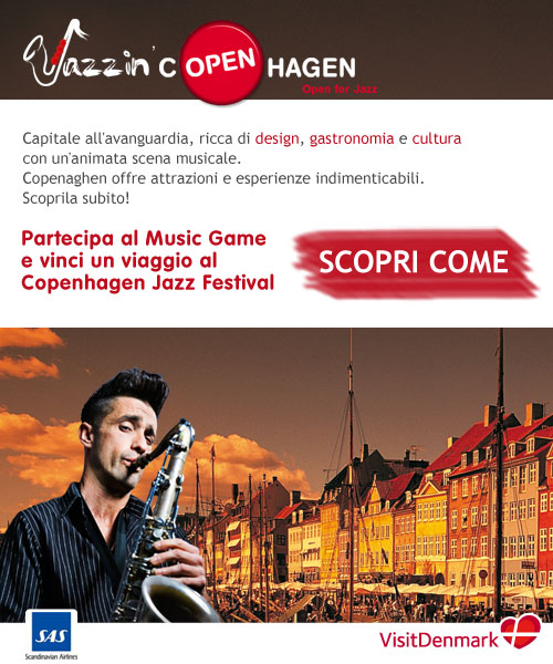 Jazzin Copenaghen e vinci