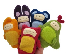 Finger Puppets