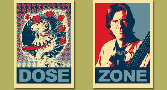 Zone-dose