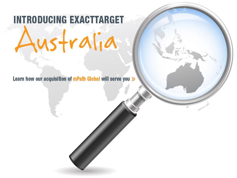 ExactTarget Australia