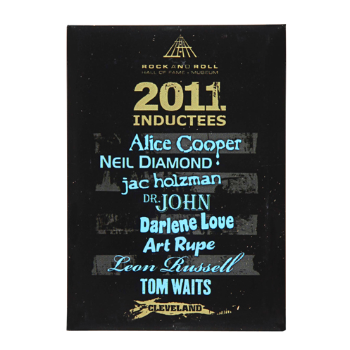 2011 INDUCTEE MAGNET