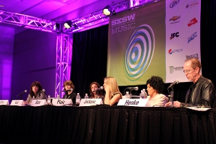 SXSW 2011 Panel