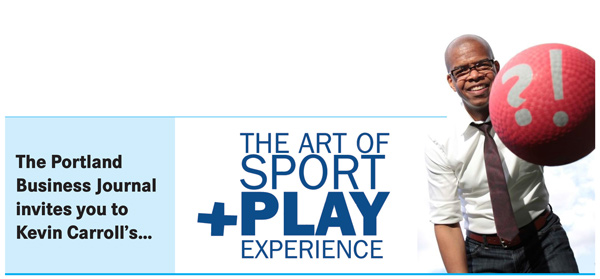 The Art of Sport + Play Experience @ Mercy Corp NW HQ | Portland | Oregon | United States