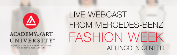 Live Webcast From Mercedes-Benz Fashion Week at Lincoln Center