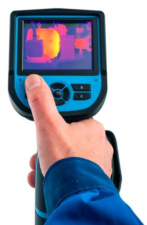 SKF Thermal Camera TKTI 21 and TKTI 31 series