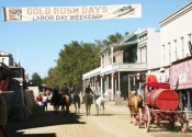 Gold Rush Days 2013