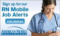 RN Mobile Job Alerts